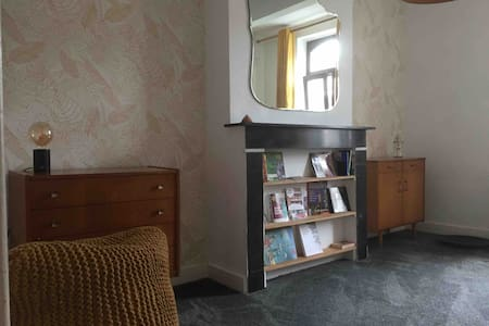 Ecofriendly stay in Brussels, near Flagey and EU