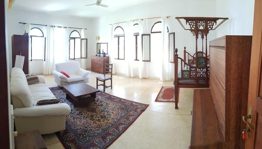 Bedroom Nr.4 und relaxing room
