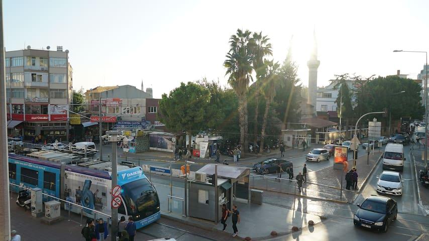 Best Location Antalya Centrum to Oldtown