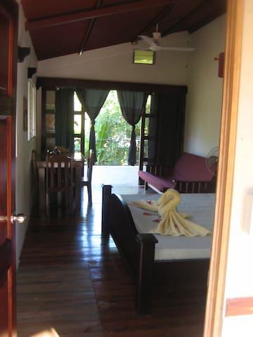 Master Bedroom view to Veranda