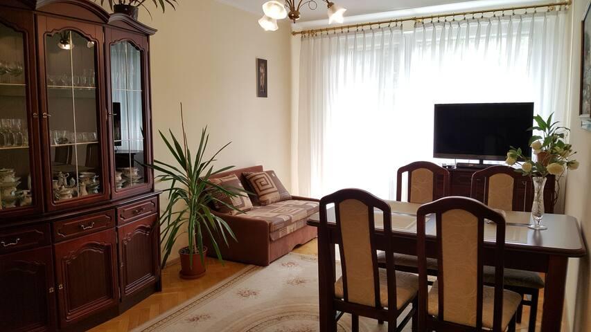 Mieszkanie w doskonałej lokalizacji blisko morza