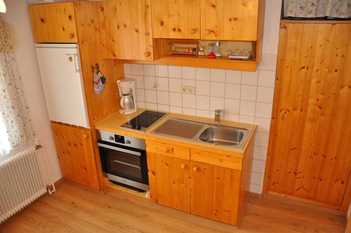 Küchenblock mit Backrohr