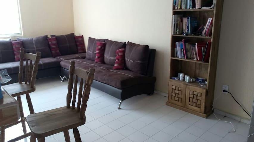 Apartamento compartido