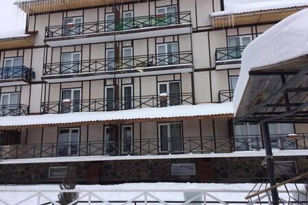 Apartment in Bakuriani Mgzavrebi  Phati - Bakuriani