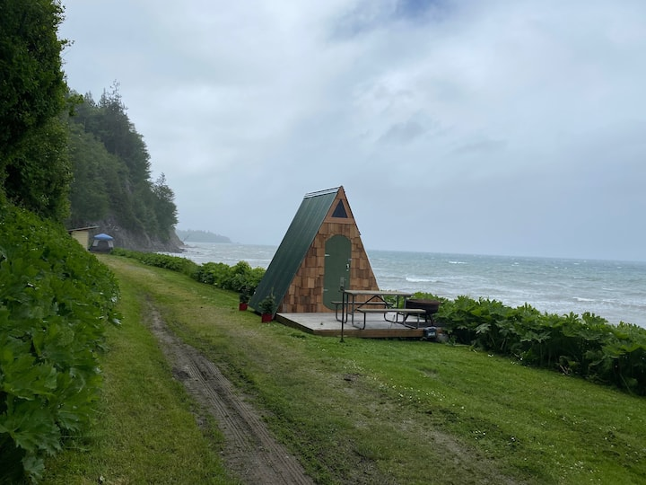 A-Frame Beach Shack