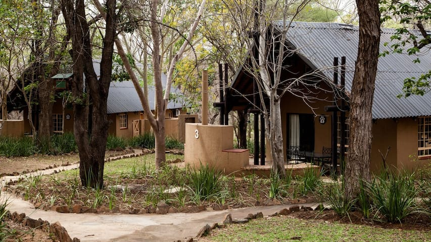Chalet at Protea Hotel Kruger Gate