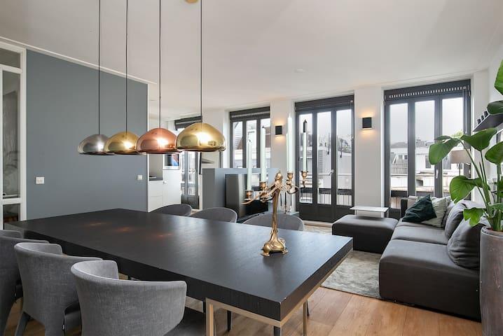 Romantic, Boutique Apartment (private) in De Pijp
