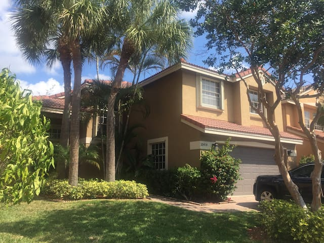 Great home in a perfect location - Boca Raton - Hus