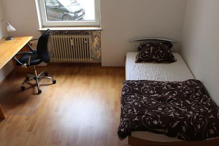Möbiliertes Einzelzimmer zur Wiesn - Munich