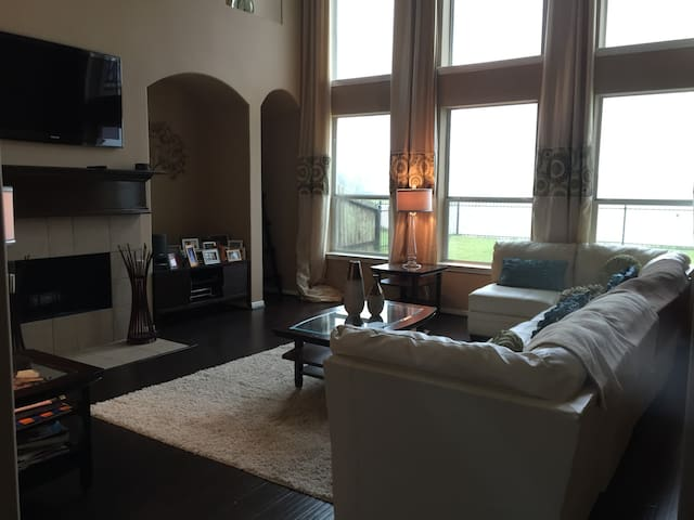 Private home 15min from NRG, MedCtr, & HOU Airport - Manvel - House