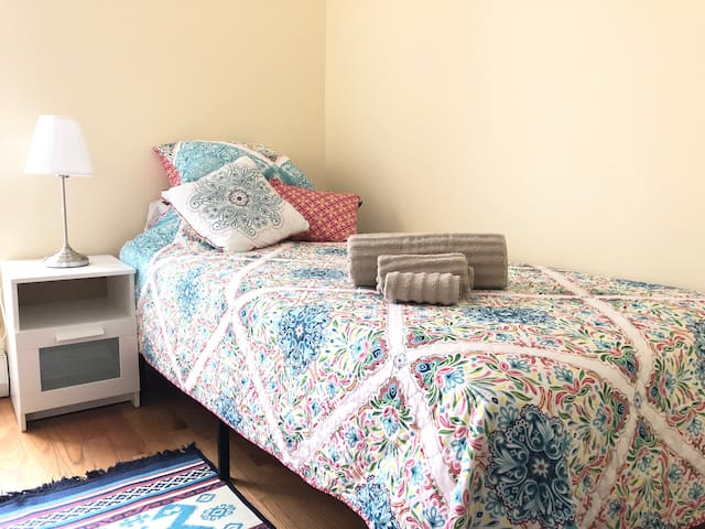 Private Single Room in UWS near to Central Park