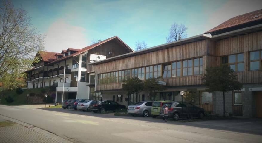 Apartmány v Bavorském lese - Philippsreut - Bed & Breakfast