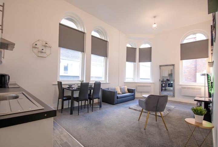 Exquisite Bolton Apartment