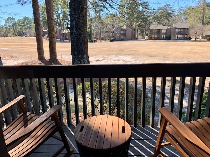 Newly renovated 1BR1BA on Pinehurst Course #5