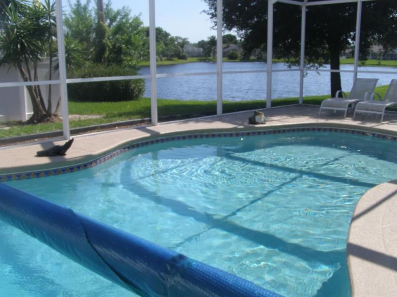 The Waterview Escape with Heated Pool is exactly what you've been looking for...