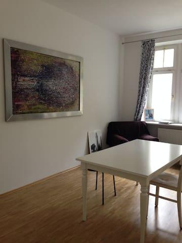 Beautiful flat in Löbtau - Dresden - Appartement