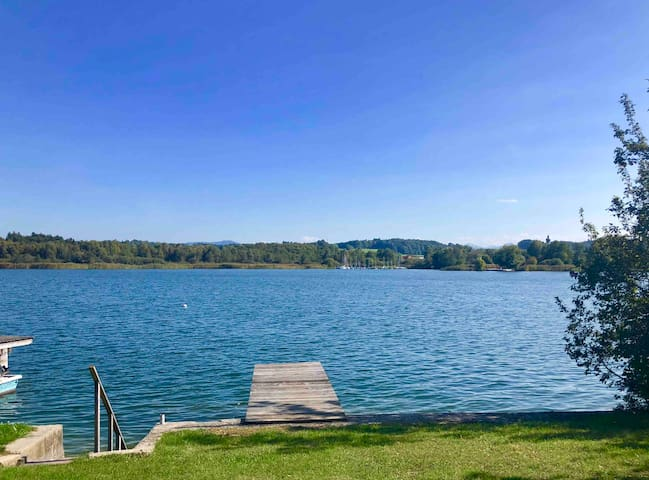 Urlaub am See - Holiday on the lake