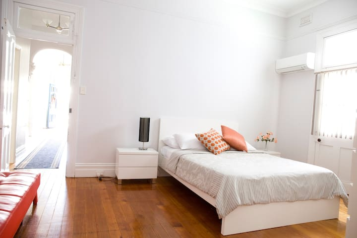 Manly Studio apartment with heritage features - Manly - Wohnung