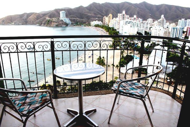 >Apartamento Plus Vista al mar