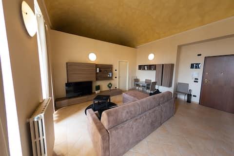 Appartamento a Cuneo in Villa Desmè