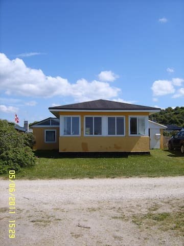 Hyggeligt sommerhus - Løgstør - Pis