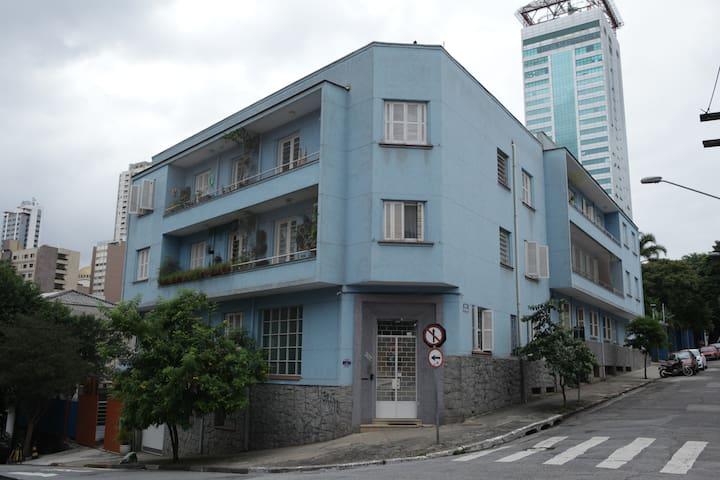Nice flat in very good location Sao Paulo Brazil