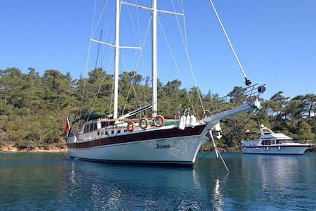 Almira is a standard gulet based in Bodrum. - Bodrum - Boot