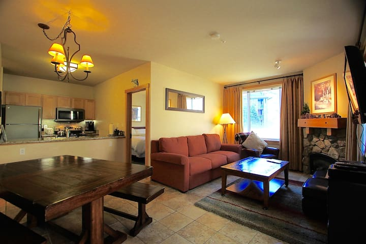 Ski in ski out condo at Juniper Springs - Mammoth Lakes - Apartament