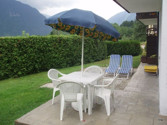 Apartment Tatjana with the garden - Bovec - Apartament
