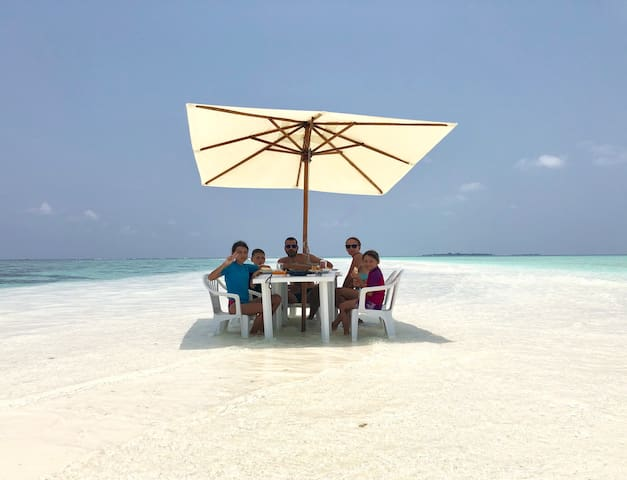 Maldives All Inclusive Package