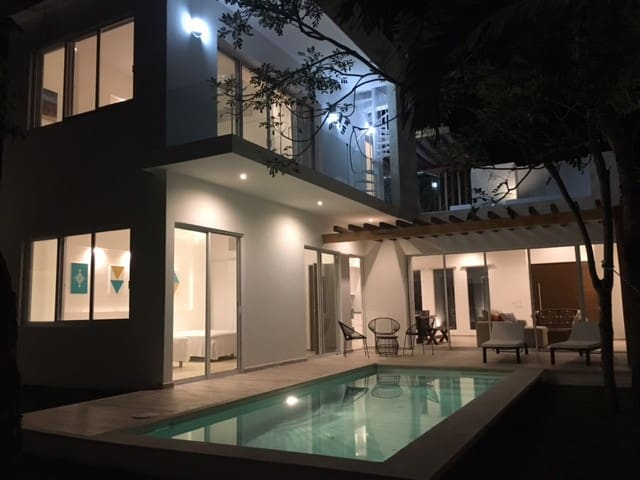 MAJESTIC BRAND NEW PRIVATE POOL VILLA - Tulum - Villa