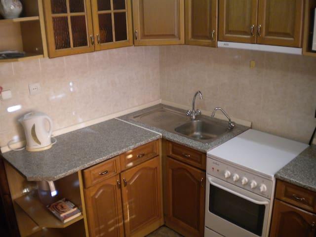 2-х комнатная квартира на берегу Черного моря - Novorossiysk - Leilighet