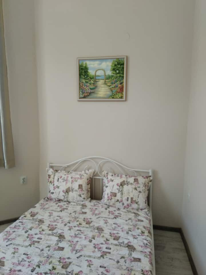 Ginger house double room
