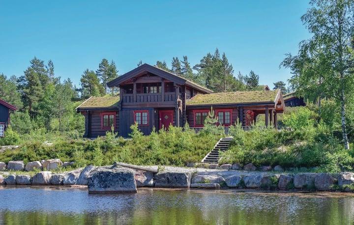 Trollstoga - Familievennlig hytte på Gautefallheia
