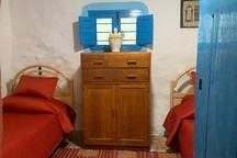 Lemon Grove Twin Room