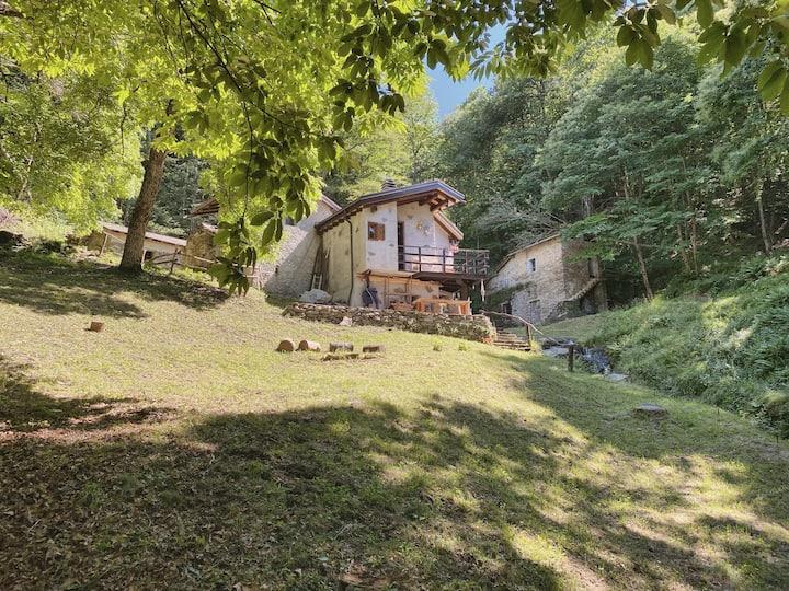 Hideout Lake Como - The River Eco House