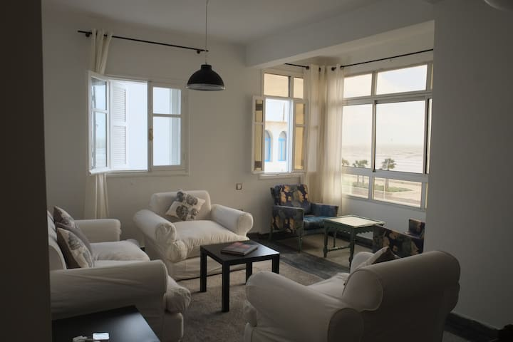 Welcome at the Ocean View Appartement - Essaouira - Apartemen