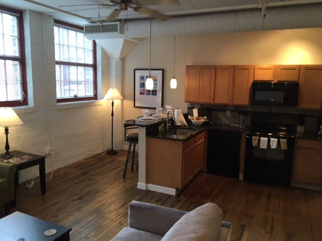 Warehouse District Living! - Cleveland - Apartment