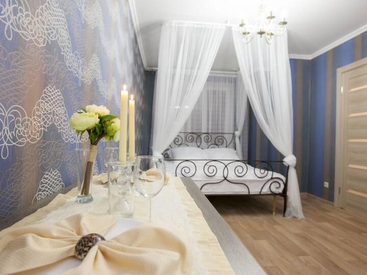 "ОК_2. Apartments of ""Kvart-House"" on ""70 Let Oktyabrya"" Street"