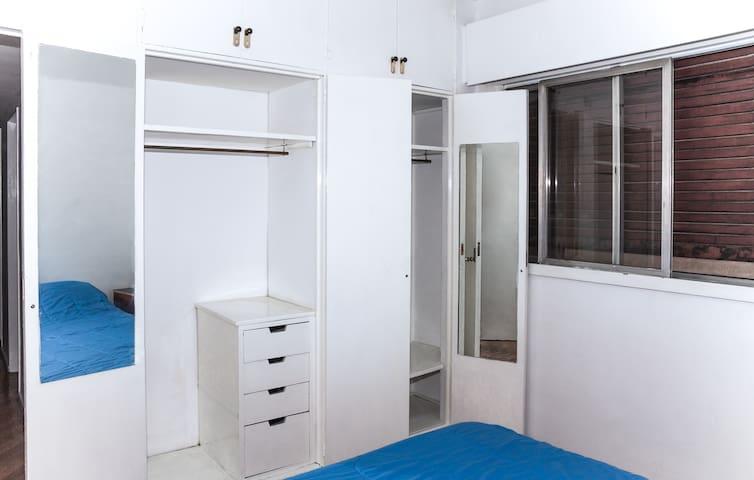 Armario habitación Nº 1