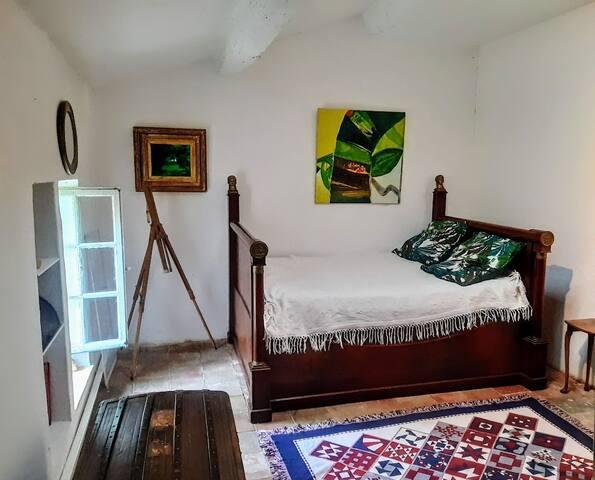La chambre du peintre