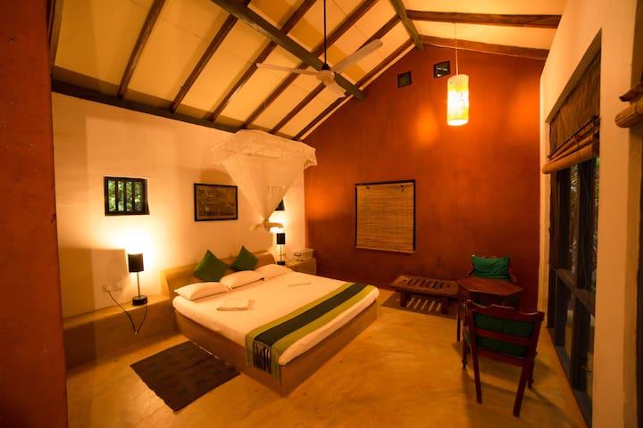 Back of Beyond, Sigiriya Rock - Eco Cottage