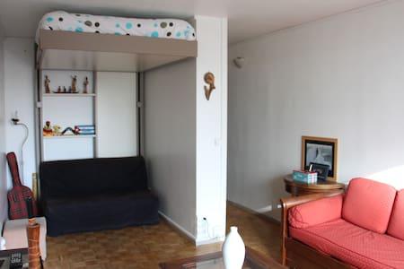 Cosy flat center Paris - Paris-14E-Arrondissement