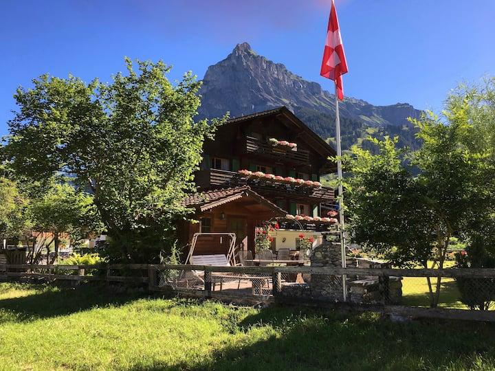 Chalet Heimelig  2. Stock