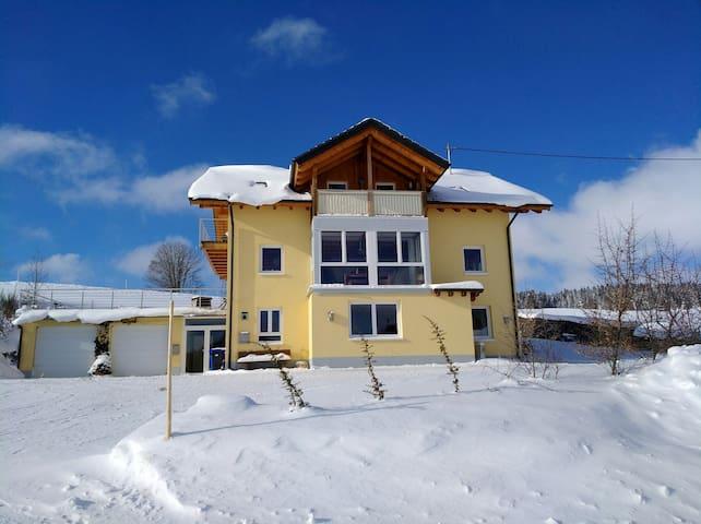 FeWo Haus Alpensicht - Dachsberg (Südschwarzwald) - Leilighet