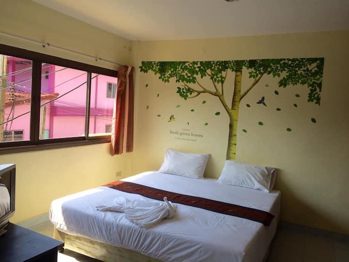 Laem Ya Inn Hotel&Hostel, Ban phe,แหลมหญ้าอินน์