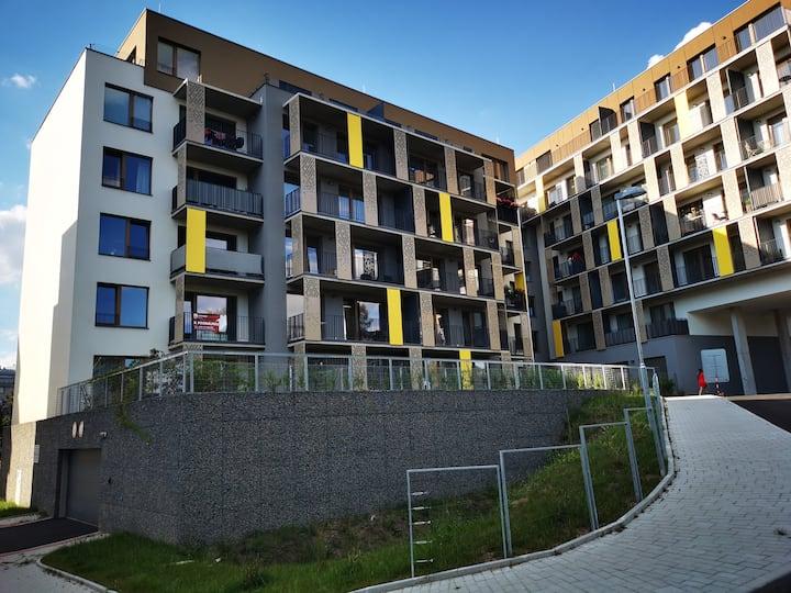 Apartmán Mlýnská Strouha