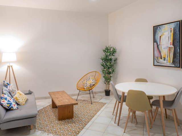 Chambre cozy et confortable au coeur d'Ajaccio