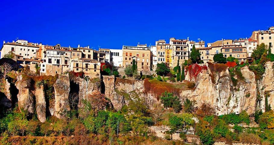 Naturalez e historia como en casa II - Cuenca - Hus