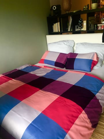 Double bed (1,60x2,00)